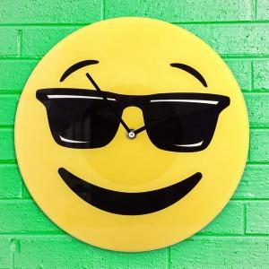 Stenska ura Emoji cool