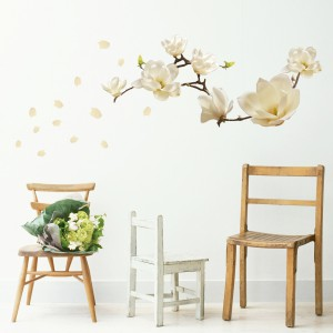 Motiv Bela magnolija