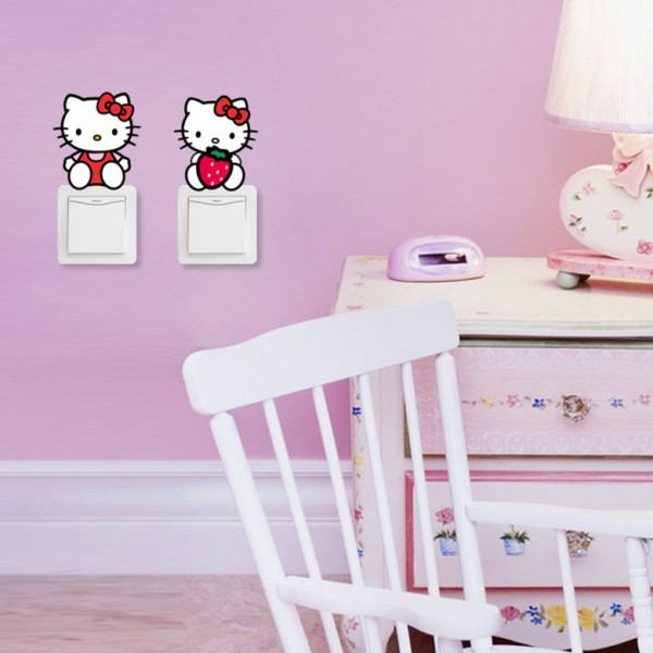 Motiv Hello Kitty