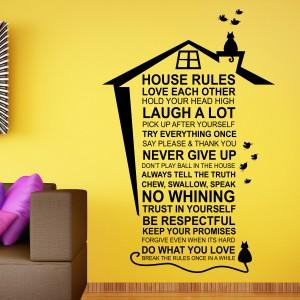 Motiv Hišna pravila II