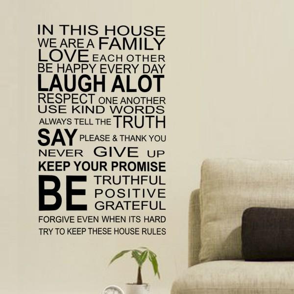Motiv Hišna pravila III