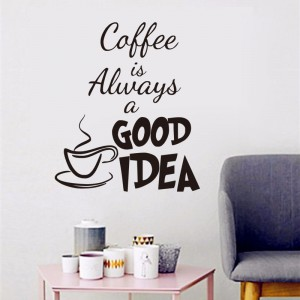 Motiv Kava je dobra ideja