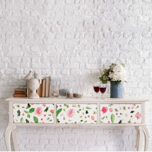 Samolepilna tapeta Vrtnice (4x 54x54 cm)