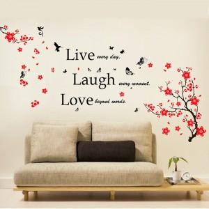 Motiv Življenje, smeh in ljubezen