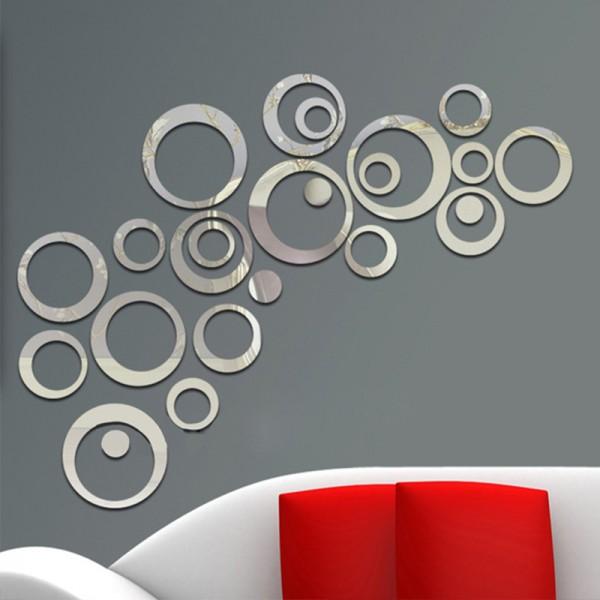 Motiv Ogledalo - krogci