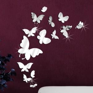 Motiv Ogledalo - metulji