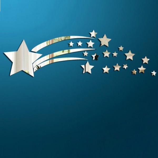 Motiv Ogledalo - zvezde