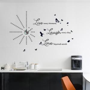 Stenska ura Življenje, smeh in ljubezen