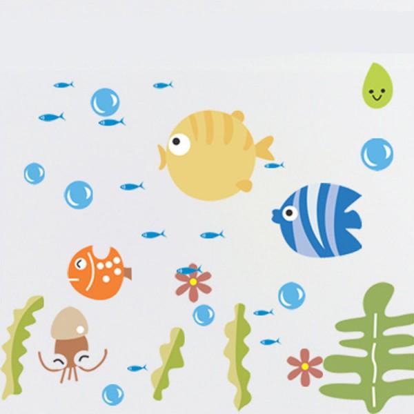Motiv Morske živali