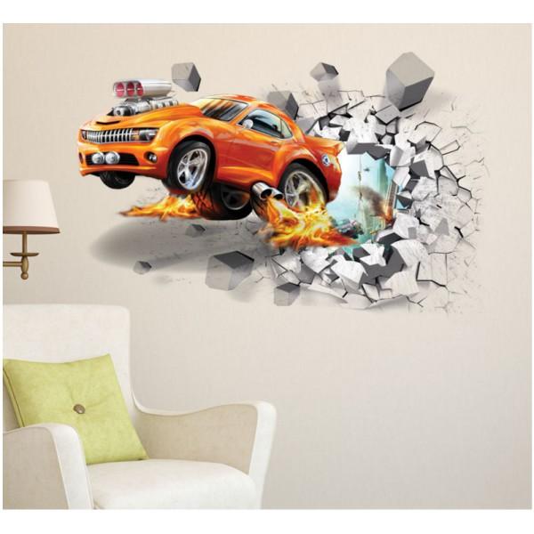 Motiv Ognjeni avtomobil