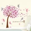 Motiv Roza drevo in Dobre vile