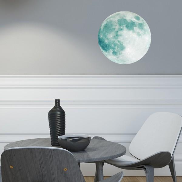 Motiv Svetleča Luna