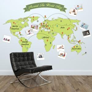 Motiv Svetovni atlas