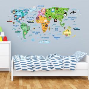 Motiv Veliki otroški atlas