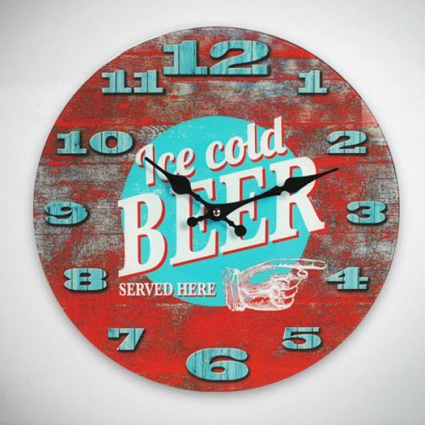 Stenska ura Hladno pivo